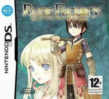 Rune Factory: A Fantasy Harvest Moon (E)