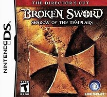 Broken Sword Shadow of The Templars The Directors Cut (U)