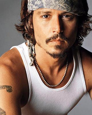 Johnny Depp -