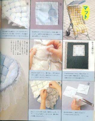 Сшить одеяло в коляску своими руками 23