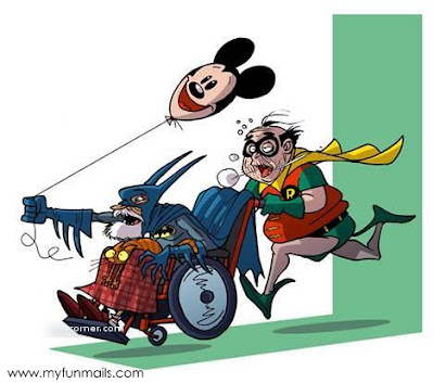 cartoon characters after 50 years