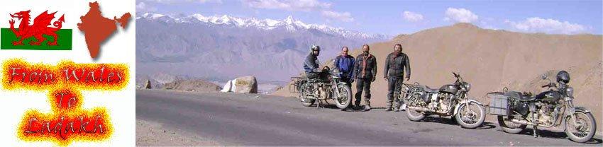 Delhi - Manali - Leh Motorcycle tour