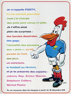 footy debarre bar2 mascotte football france 1978