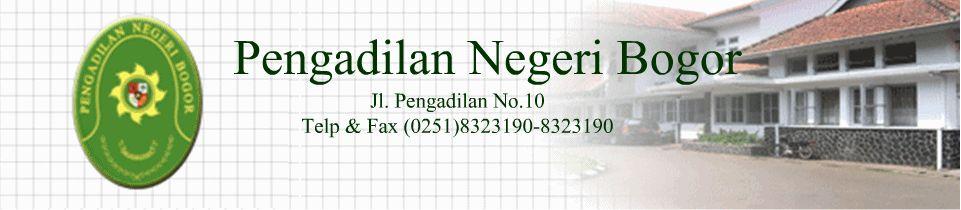 Pengadilan Negeri Bogor