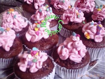 Minhas delícias - cupcakes