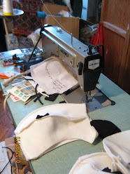 sewing operation