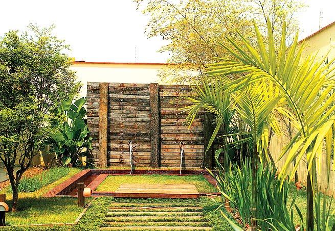 fontes de agua para decoracao de interiores : fontes de agua para decoracao de interiores:Decoração de Interiores: BICAS PARA O JARDIM