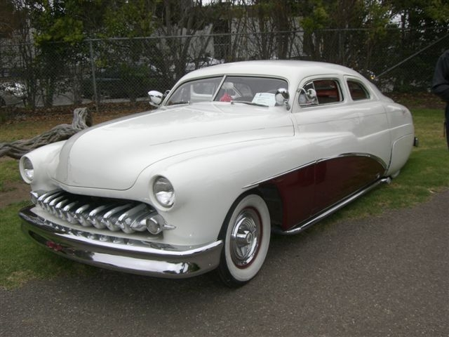 "Butchie's '49 Mercury: ""Lil' Sugar"""