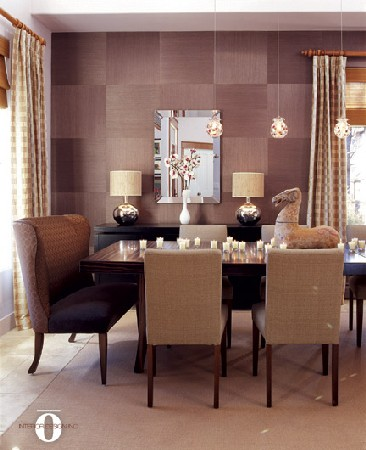 Dining room ideas dining room decorating for Dinner room design
