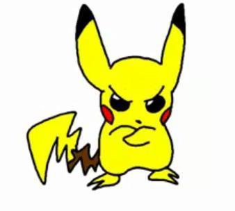 gangster pikachu - photo #26