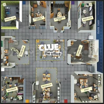 Going On 40: Clue and the Office