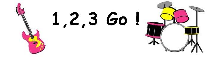 1,2,3 Go !