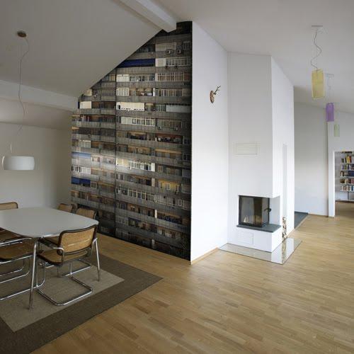 Decoracion En Paredes Blancas ~ Living in DesignLand noviembre 2009