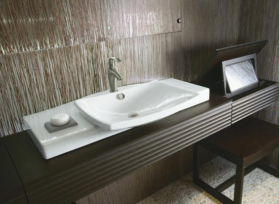 Living in designland septiembre 2010 - Pannelli per pareti bagno ...