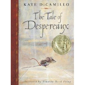 Kate Dicamillo The Tale Of Despereaux The Newbery Project: #...