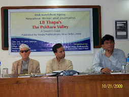 The Book Launching Programme