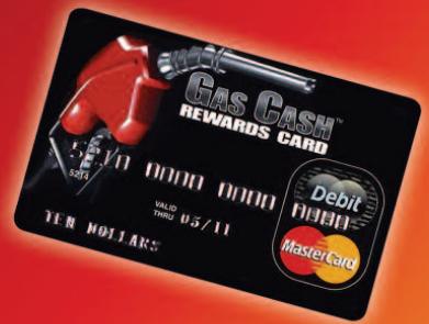 prepaid gas cards