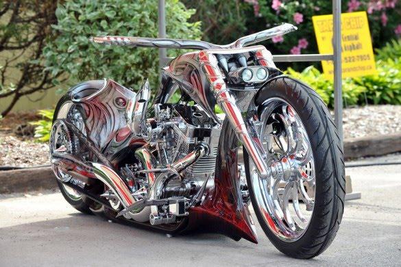 photos of biker build off