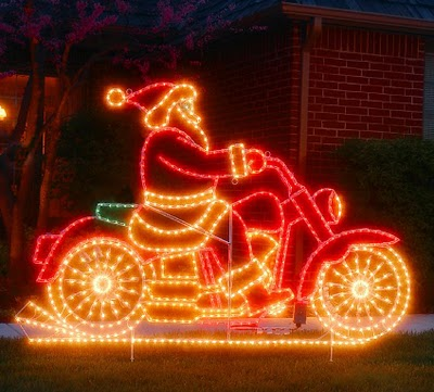 Motorcycle Event News: Merry Christmas Santa Story - From ...