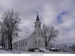 A Tuolumne Church in Snow