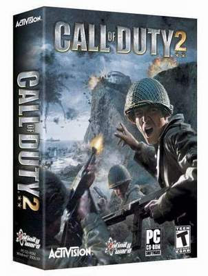 call of duty 2 pc game. PC GAME-Call of Duty 2