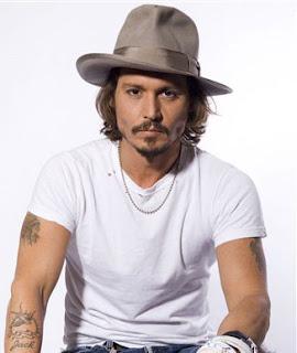 Johnny Depp Goatee