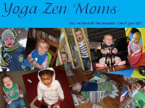 Yoga Zen Moms