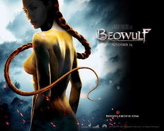 animated movie Beowulf wallpaper