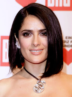 Salma Hayek Hairstyle Photo