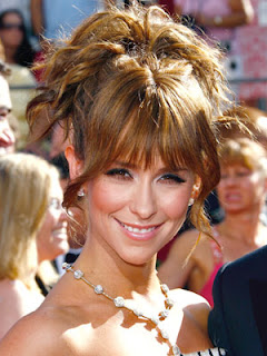 Jennifer Love Hair cut