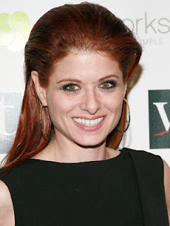 Debra Messing's Hairstyle Pic
