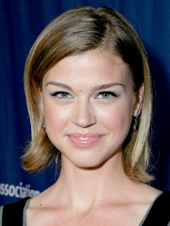 Adrianne Palicki's Hairstlyle Poster