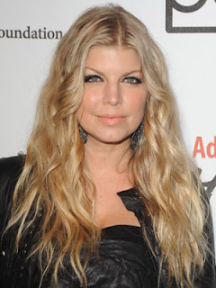 Fergie HairStyle Photo