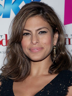 Eva Mendes Hairstyle's Pic