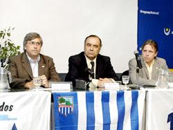 Presentación en Montevideo del Carnaval 2006