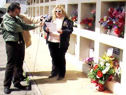 Homenaje a compañeros fallecidos en el 45º Aniversario del Círculo de Periodistas