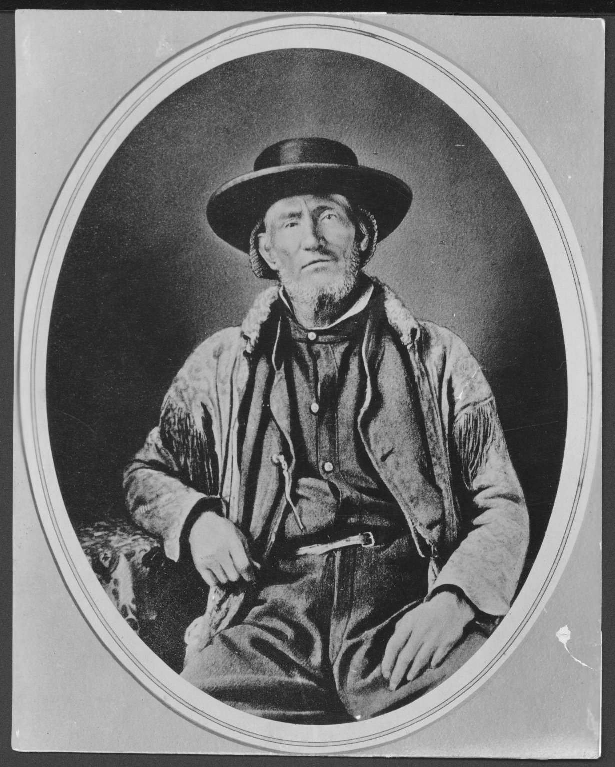 account of the life and accomplishments of james jim bridger James bridger and his post the personality of jim bridger reonalds tells of bridger's accounts of boiling springs resembling the geysers of.