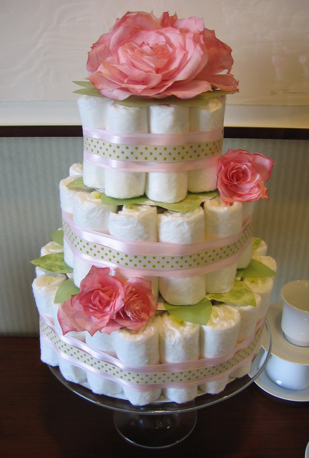Diaper Cakes From Creatif Mother: Diaper Cakes Reviews