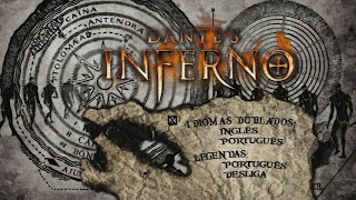 1 Dantes Inferno Animated DVD R