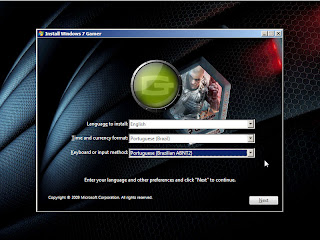 Windows Seven Gamer Edition x64