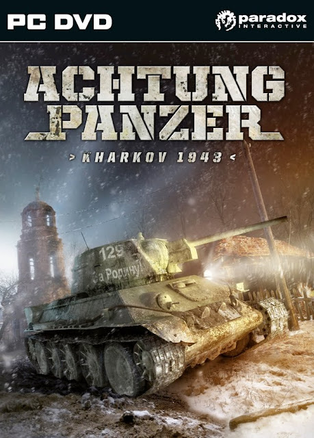 Achtung Panzer: Operation Star - SKIDROW Achtung%2BPanzer%2BKharkov%2B1943%2B(PC)%2B(2010)