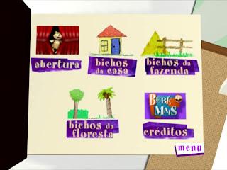 Bebê Mais   Bichos   DVD R