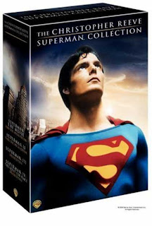 Filme Poster Superman Collection 5 Filmes DVDRip Dublado