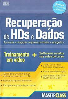 Curso Recuperação de HDs e Dados