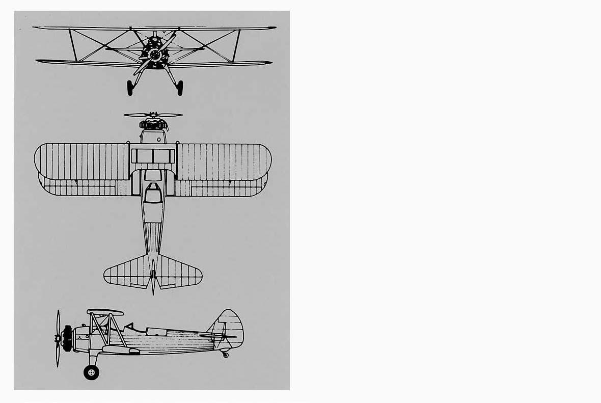 Boeing-Stearman PT 17