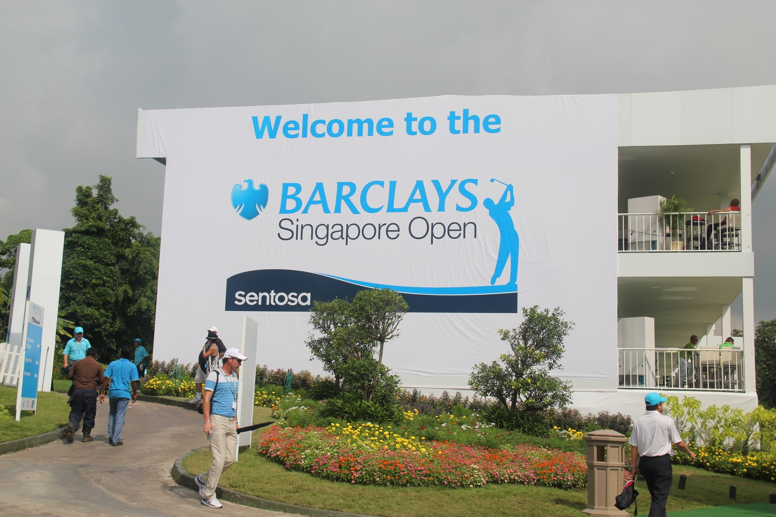 The Long and Winding Road: 2010 Barclays Singapore Open