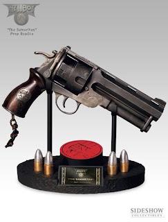 hellboys Samaritan revolver model