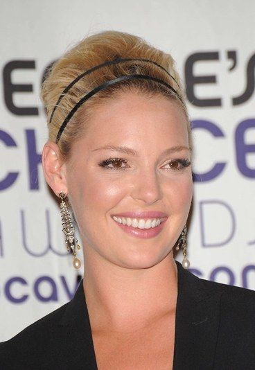 Katherine Heigl T R Knight