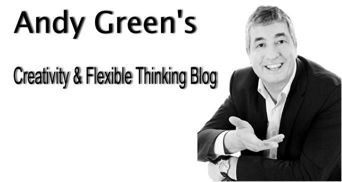Andy Green's Creativity and Flexible Thinking blog
