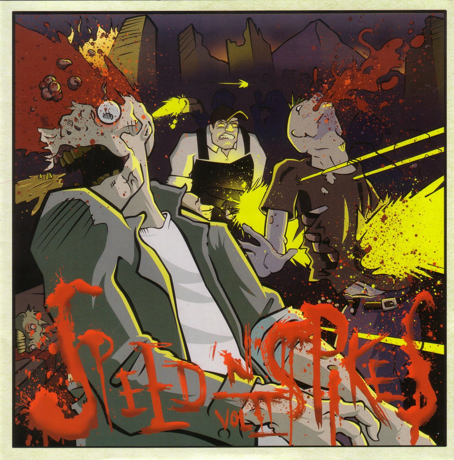 Gênero: Thrash Metal/ Black
